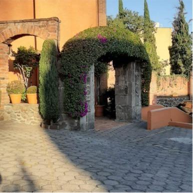 Casa En Renta Calzada Desierto De Los Leones, Camino Real De Tetelpan