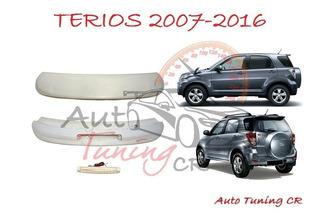 Coleta Spoiler Compuerta Trasera Daihatsu Terios 2007-2016