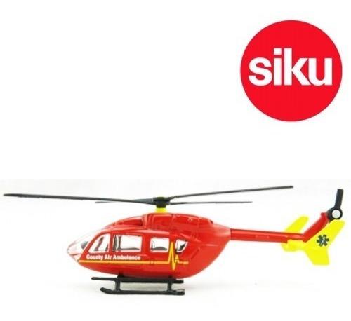 Helicóptero Ambulancia Aérea - Siku Super 16