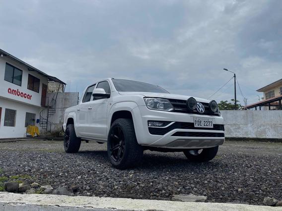 Volkswagen Amarok Biturbo 2018