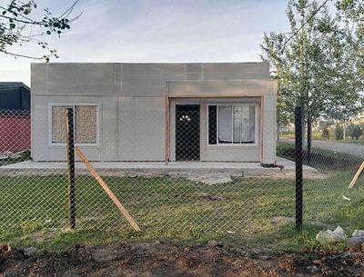 Vendo Casa Prefabricada Lista Para Instalar!!