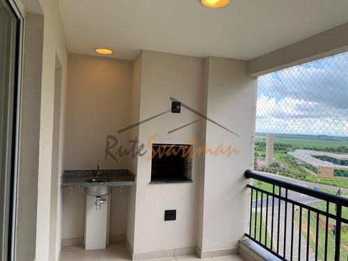 Imagem 1 de 10 de Apartamento À Venda Por R$ 640.000,00 - Jardim Ypê - Paulínia/sp - Ap1177