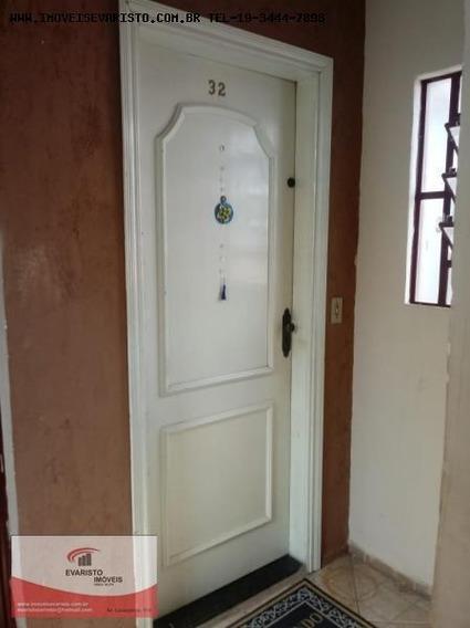 Apartamento Para Venda Em Limeira, Santina Cdhu, 2 Dormitórios, 1 Banheiro, 1 Vaga - 2042