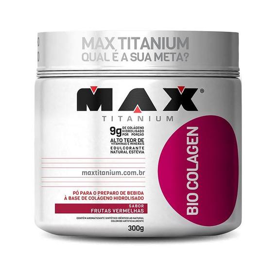 Bio Colagen (300g) Max Titanium