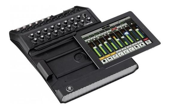 Mesa De Som Digital Mackie 16 Canais Dl1608l P/ iPad Bivolt