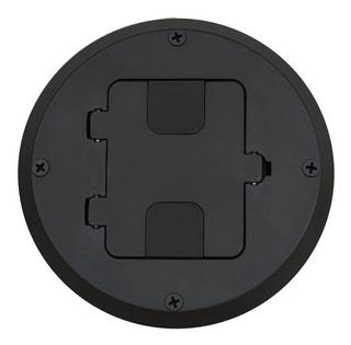 Kit De Caja De Suelo Bryant Electric Rf515bk, Negro