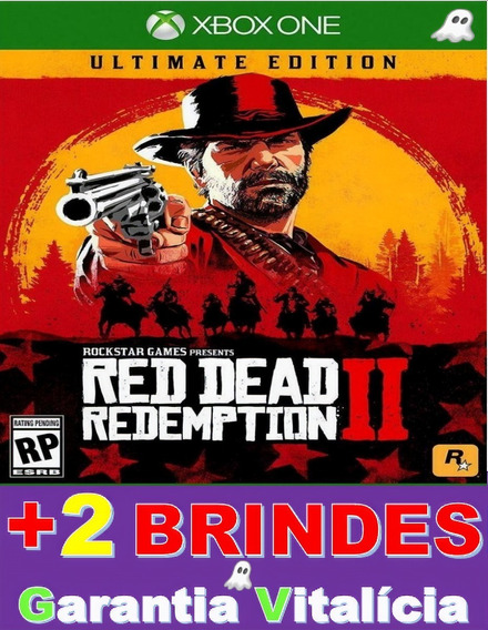 Red Dead Redemption 2 Xbox One Midia Digital
