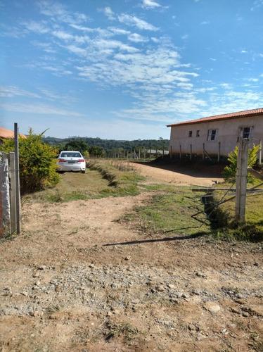 Chácara Em Piedade Sem Casa (bairro Limal)