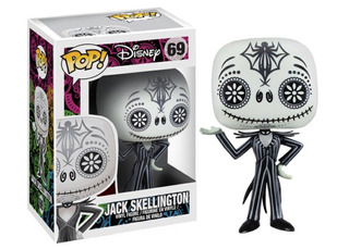 Figura Funko Pop! #69 Jack Skellington 100 % Original