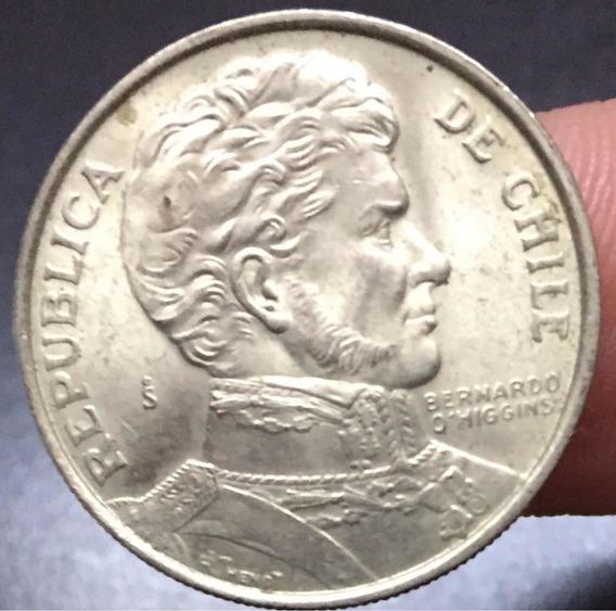 Onesmile:) Moneda 1 Peso República De Chile 1975