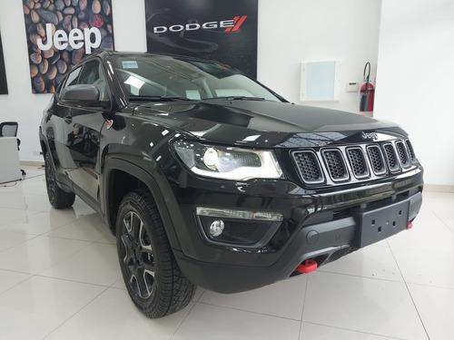 Jeep Compass Trailhawk 2.0l Td At9 4x4 Venta Online Okm