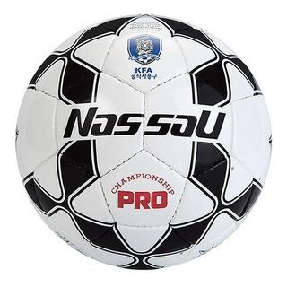 Pelota Futbol Nassau Pro Championship Oficial Originales X5