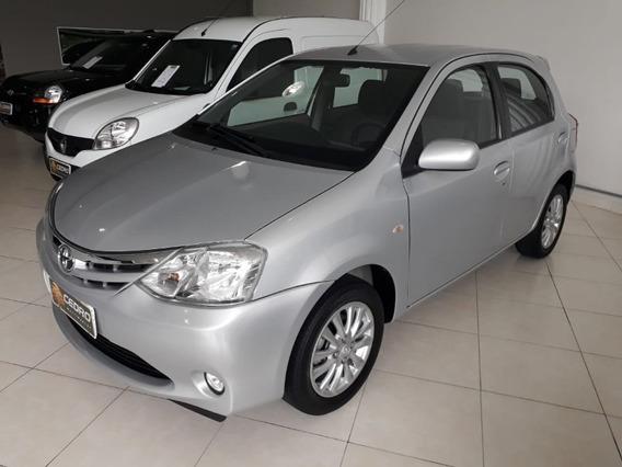 Toyota Etios Hatch 1.5 16v 4p Xls Flex