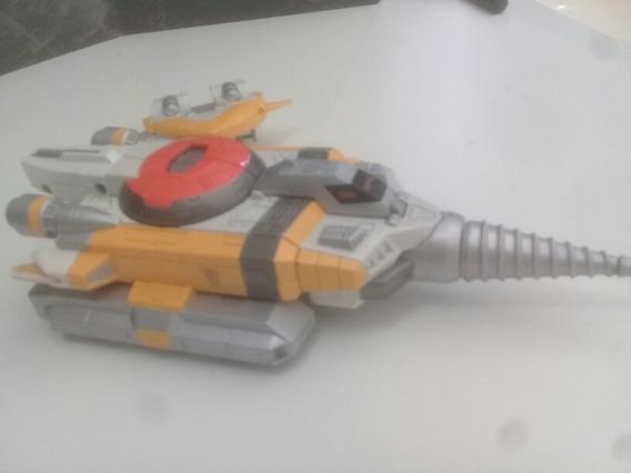 Nave Thunderbird Nave Espacial Trasforme Veículo Original