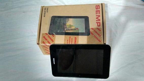 Tablet Semp Toshiba Semi Novo Na Caixa Frete Grátis