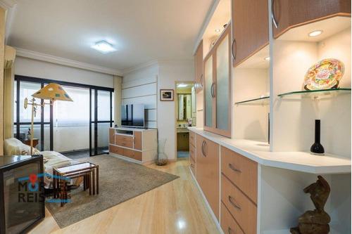 Apartamento À Venda, 100 M² Por R$ 485.000,00 - Morumbi - São Paulo/sp - Ap15948