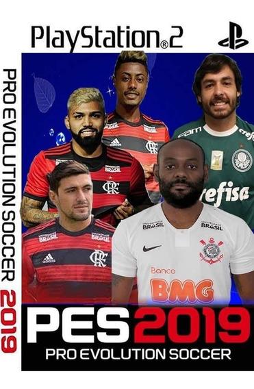 Pes 2019 Evolution Edition Jogos Ps2 Frete Gratis