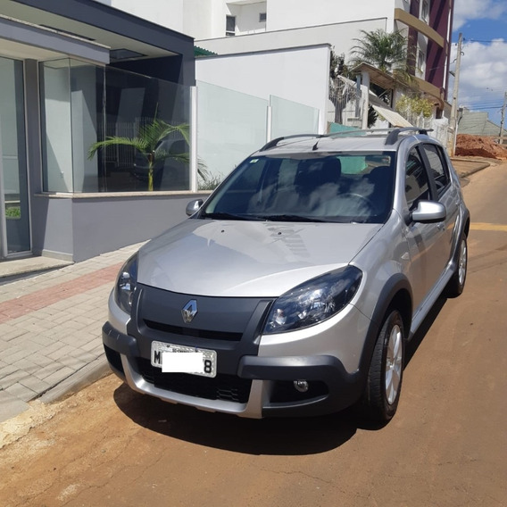 Sandero Stepway 1.6 Flex Manual 2012/2013