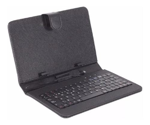 Funda + Teclado Tablet Pc 10.1 Noga Nkb-004 Negra