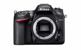 Camera Nikon D7200 + Lente 18-140mm - Garantia