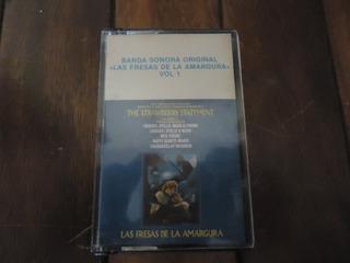 Las Fresas De La Amargura. Cassette Doble.
