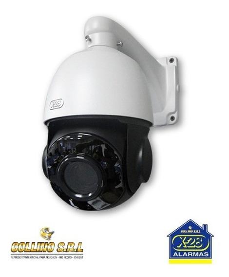 Cámara Ptz A2060 X28 Alarmas Full Hd Con Recorrido Móvil