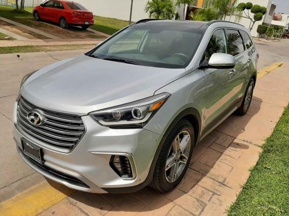 Hyundai Santa Fe 2018 Limited Tech
