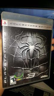 Juego Ps3 Spiderman 3 Playstation 3 Fisico