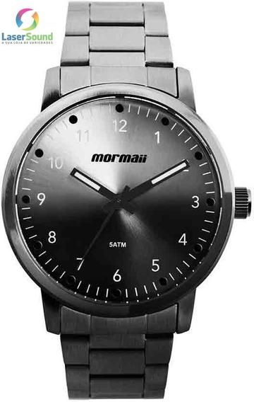 Relógio Mormaii Masculino Mo2035jd/4p, C/ Garantia E Nf