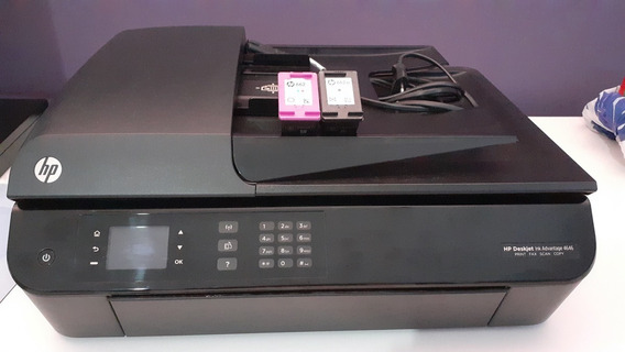 Impressora Hp Ink Advantage 4646