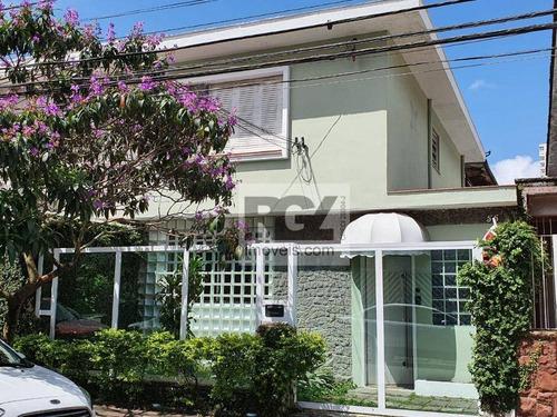Casa Para Alugar, 130 M² Por R$ 3.600/mês - Gonzaga - Santos/sp - Ca0822