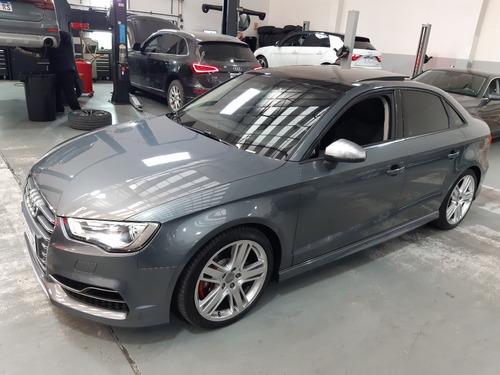 Audi S3 Sedan Quattro 2017 2018 2019 Usado 0km Sportback