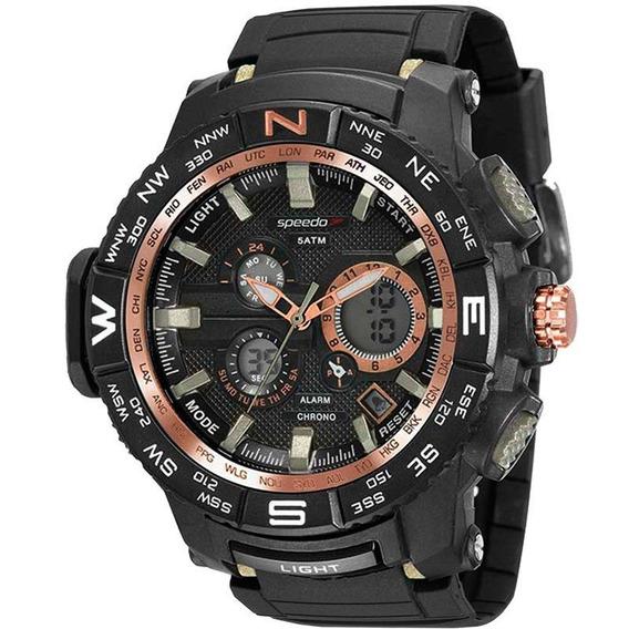 Relógio Speedo Masculino 81118g0evnp6