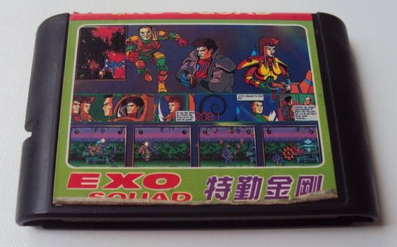 Exo Squad Para Mega Drive