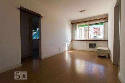 Apartamento No 4º Andar Com 1 Dormitório E 1 Garagem - Id: 892934072 - 234072