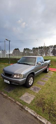 Imagem 1 de 9 de Chevrolet S10 1998 4.3 Dlx Cab. Estendida 2p