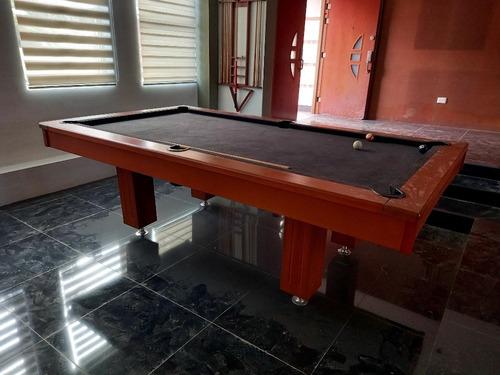 Imagen 1 de 12 de Mesa De Pool