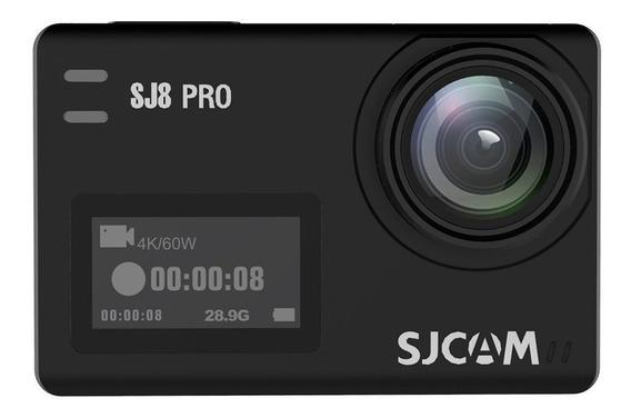 Camera Filmadora Sj8 Pro Original Sjcam 4k 60 Fps Wifi Sport