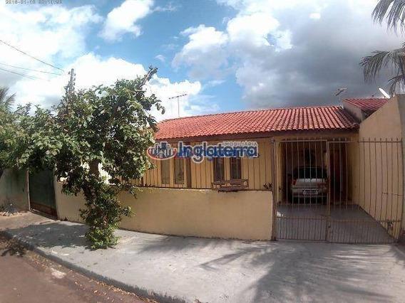 Casa Residencial À Venda, Conjunto Cafezal 4, Londrina - . - Ca0172
