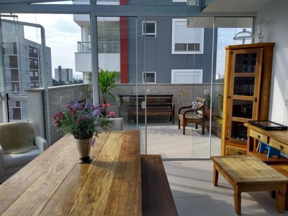Apartamento Duplex Em Pagani, Palhoça/sc De 154m² 2 Quartos À Venda Por R$ 600.000,00 - Ad274661