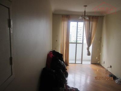 Apartamento 2 Dorms, Picanço, Guarulhos, Sacada E Vaga Livre. - Ap0029