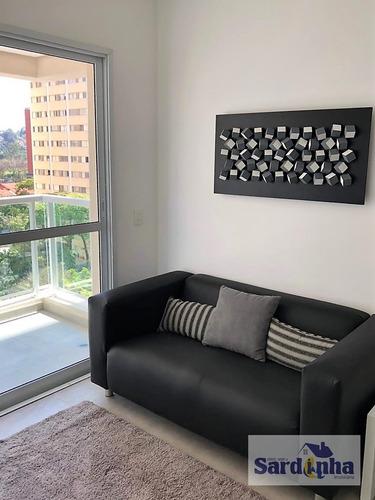 Apartamento Em Santo Amaro  -  São Paulo - 4251