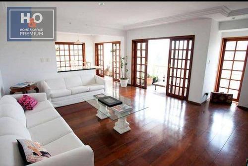 Imagem 1 de 19 de Apartamento Com 4 Dormitórios À Venda, 210 M²  - Real Parque - São Paulo/sp - Ap2467