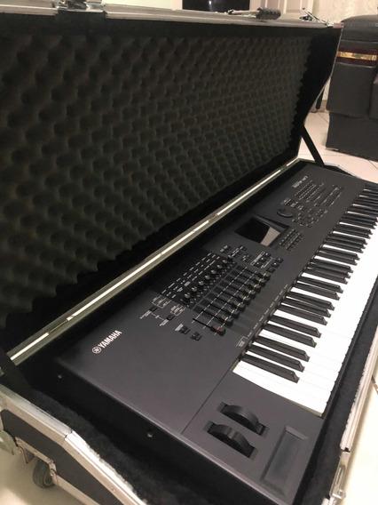 Yamaha Motif Xf7 Usado - Pianos, Órgãos e Teclados, Usado no