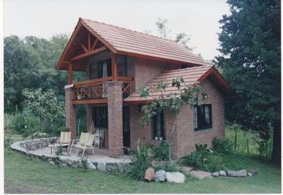 Alquilo Cabaña En Merlo San Luis- Rincon Del Este
