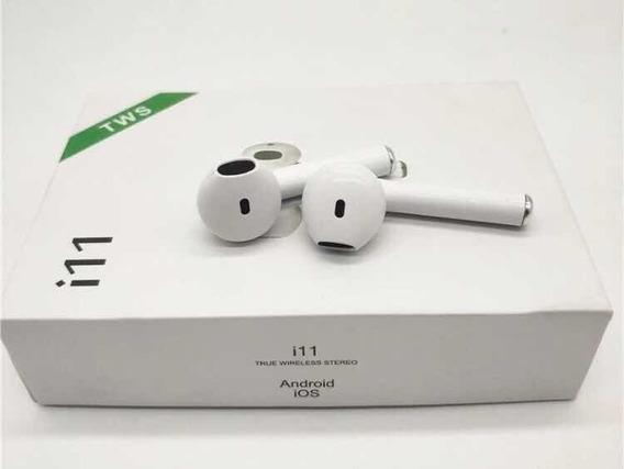 Fone De Ouvido Sem Fio Air Pods Bluetooth 5.0 Android Ios