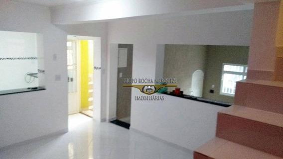 Sobrado Com 3 Dormitórios À Venda, 150 M² Por R$ 490.000,00 - Penha - São Paulo/sp - So0270