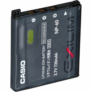 Np-60 Bateria Camara Digital Casio