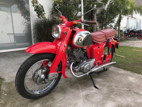 Honda Benly 150 1960 Completamente Restaurada Pro Motors