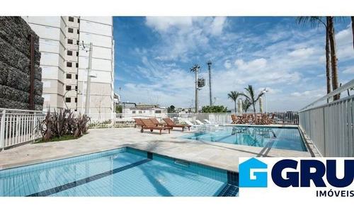 Imagem 1 de 18 de Lindo Apartamento Localizado Na Vila Endres - Ap751